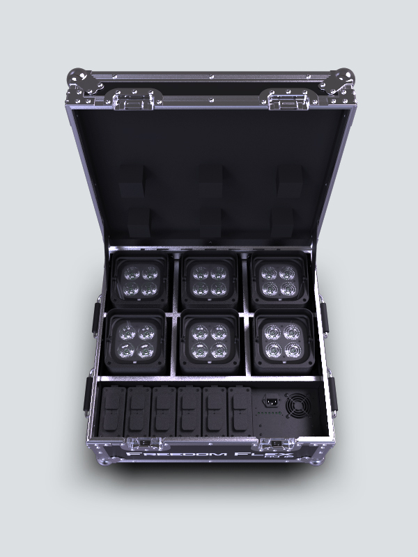 Freedom-Flex-H4-IP-X6-Charge_Case_TOP_DOWN_VIEW